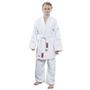 "Judo Uniform ""KIRIN"" 550g Hayashi - White - Children Size 130cm/140cm (002-1)"