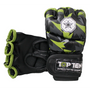 "TOP TEN MMA Ultimate Fight Gloves ""Jungle"" Black/Green"