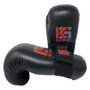 "Kicksport Point Fighter Gloves ""Fight"" - Black Adult"