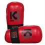 "Kicksport Point Fighter Gloves ""Fight"" - Red (KSFPG-04)"