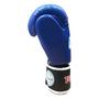 "TOP TEN Boxing Gloves ""WAKO"" Blue (2011-6010)"
