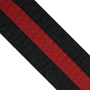 Belts - Colour With Colour Stripe Adult
