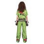 "TOP TEN Kickboxing Uniform ""FUTURE"" - Green/Black CHILD (16811-59)"