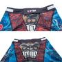 "TOP TEN MMA Shorts ""SAMURAI"" Design II (18782-9)"