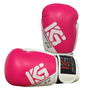 Ladies Pink 10oz Boxing Workout Gloves