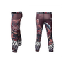 "MMA compression Capri pants TOP TEN ""Samurai"" (18803-14)"
