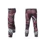 """MMA compression Capri pants TOP TEN """"Samurai"""" (18803-14)"""
