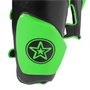 "Kicking Shield Set TOP TEN ""Bodyguard Xtra"" Green / Orange (3331-9395)"