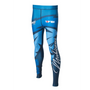 "TOP TEN Compression SPATS ""Mohicans"" Blue"