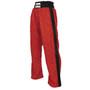 TOP TEN CLASSIC Kickboxing Pants Adult - Red/Black