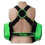 TOP TEN Belly Protector 'Heavy Duty' Green/Red (3330-9495)