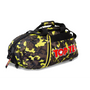 TOP TEN Backpack-Sportsbag-Dufflebag Combo CAMO/YELLOW Medium (8002-52)