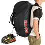 TOP TEN Sports Backpack Combo CAMO/YELLOW Medium
