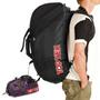 TOP TEN Sports Backpack Combo  CAMO/PURPLE Medium