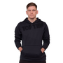 Hoodie with TOP TEN Print - Black