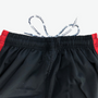 "V-NECK Kickboxing Uniform ""3/4 Sleeve"" Black/Red - CHILD"