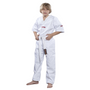TOP TEN Poly/Cotton Uniform Black or White - 140/150cm (1580-1-9)