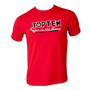 TOP TEN T-Shirt 'Get In The Ring' T-Shirt Red