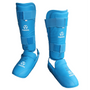 WKF Shin/instep guards 2016-2019 Blue