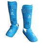 WKF Shin/instep guards 2016-2019 Blue