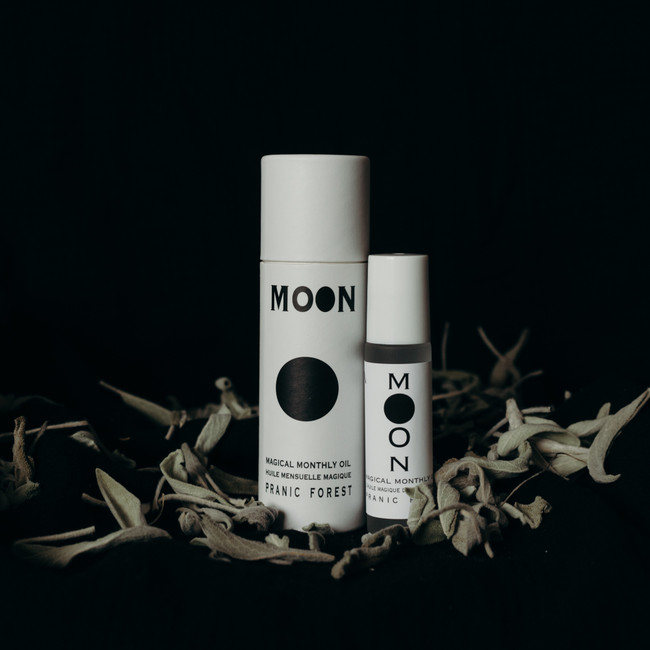 Know Your Products: Moon Menstrual Cramp Relief Oil
