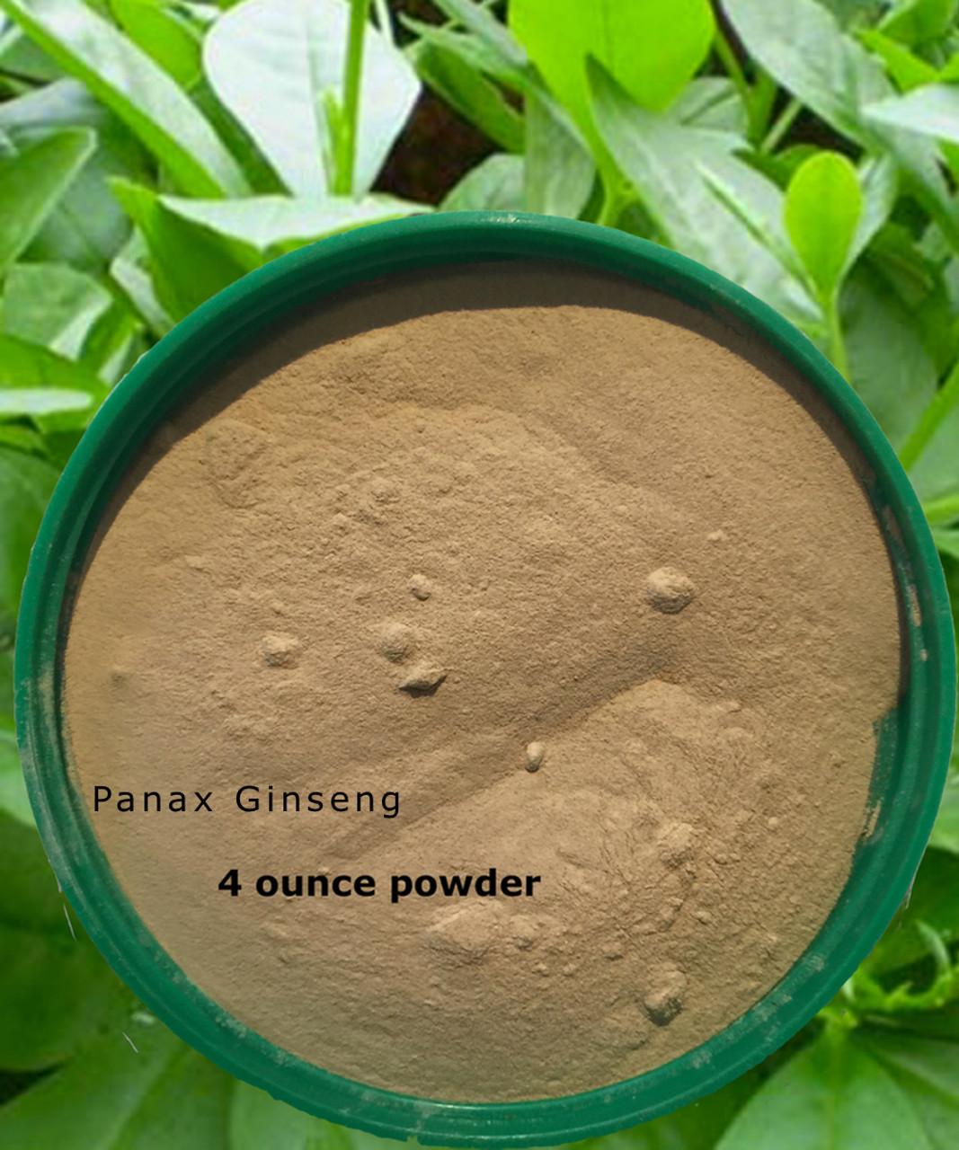 Ginseng Panax Powder