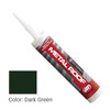 Sealant Color: Dark Green - Weather-Tite Metal Roof Sealant comes in a variety of colors and goes on easily. If touch-ups are necessary, it may be painted (excluding translucent) with a water-based paint anytime after one hour of application.