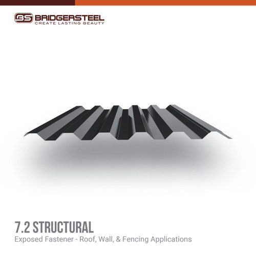 Available in a variety of colors, rustic prints, and specialty finishes, our 7.2 Structural Panel gives you true versatility for your next project.