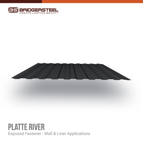 Available in a variety of colors, rustic prints, and specialty finishes, our Platte River Panel gives you true versatility for your next project.