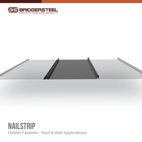 Available in a variety of colors, rustic prints, and specialty finishes, the Nail Strip Panel gives you true versatility for your next project.