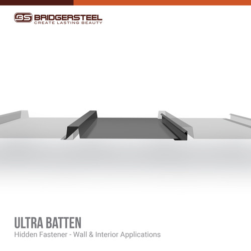 Ultra Batten - Panel Sample