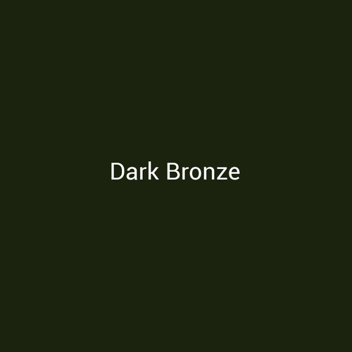 Dark Bronze - A dark brown finish by Bridger Steel for exterior and interior projects.