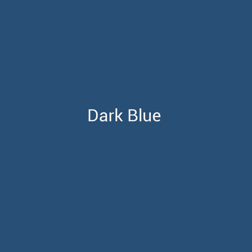 Dark Blue - A dark blue finish by Bridger Steel for interior or exterior applications.