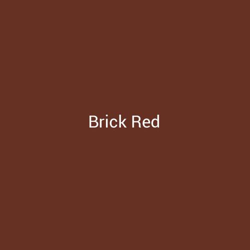 """29 ga. Brick Red 12"""" Color Sample"""