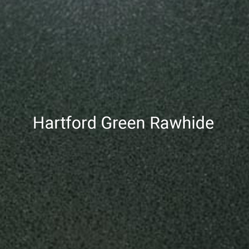 Hartford Green Rawhide – A dark green, textured finish by Bridger Steel for exterior or interior projects.
