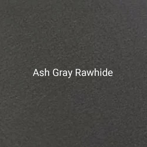 "24ga. Ash Gray Rawhide 12"" Color Sample"
