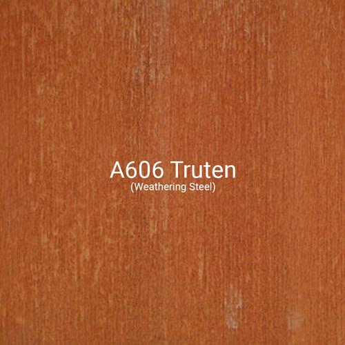 A606 Truten – A naturally aging metal that creates unique rustic designs by Bridger Steel