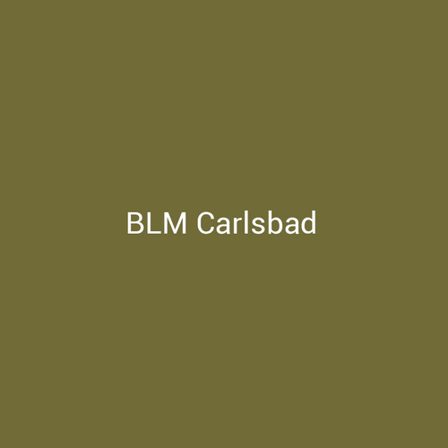 BLM Carlsbad – A tan finish by Bridger Steel used to blend into landscapes.