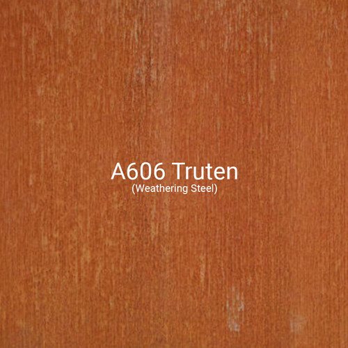 A606 Truten – A naturally aging metal that creates unique rustic designs by Bridger Steel