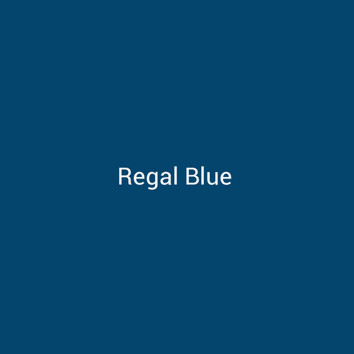 Regal Blue -  A dark blue metal finish by Bridger Steel for interior and exterior accents.