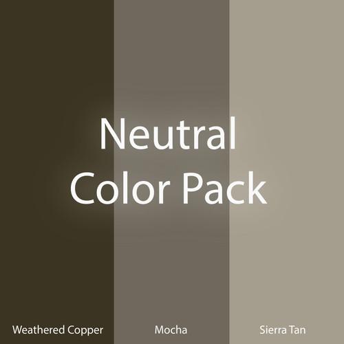 Neutral Sample Color Pack