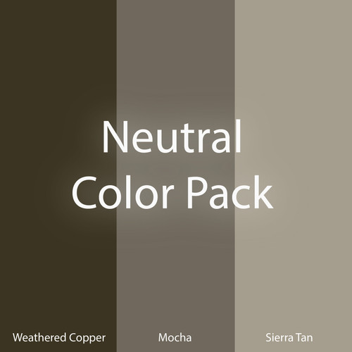 Neutral Sample Color Pack