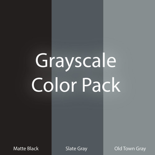 Grayscale Sample Color Pack