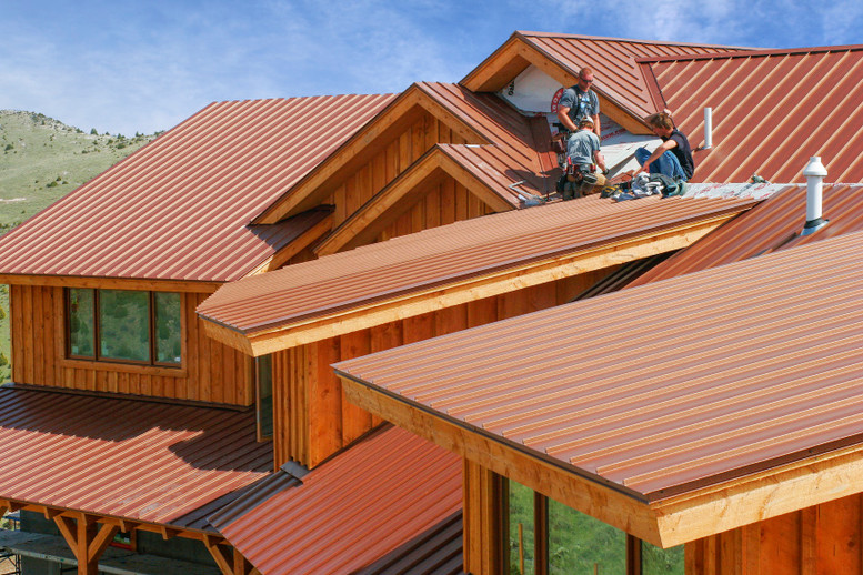 Metal Roofing - Choosing a Roofing Contractor