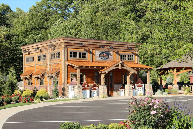 Project Highlight: Great Country Timber Frames