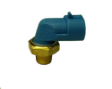 """Right Angled Fluid Temperature Sensor with 1/8"""" NPT Male Thread"""