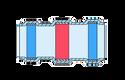 Solder Sleeve - 4.3mm - no drain wire