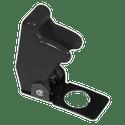 Toggle Switch Safety Lockout - Black