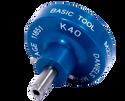 K40 Locator / Positioner for AFM8 Crimper for Size 22 Sockets