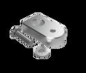 Aluminium Weld-On Plate For Bosch MAP Sensors